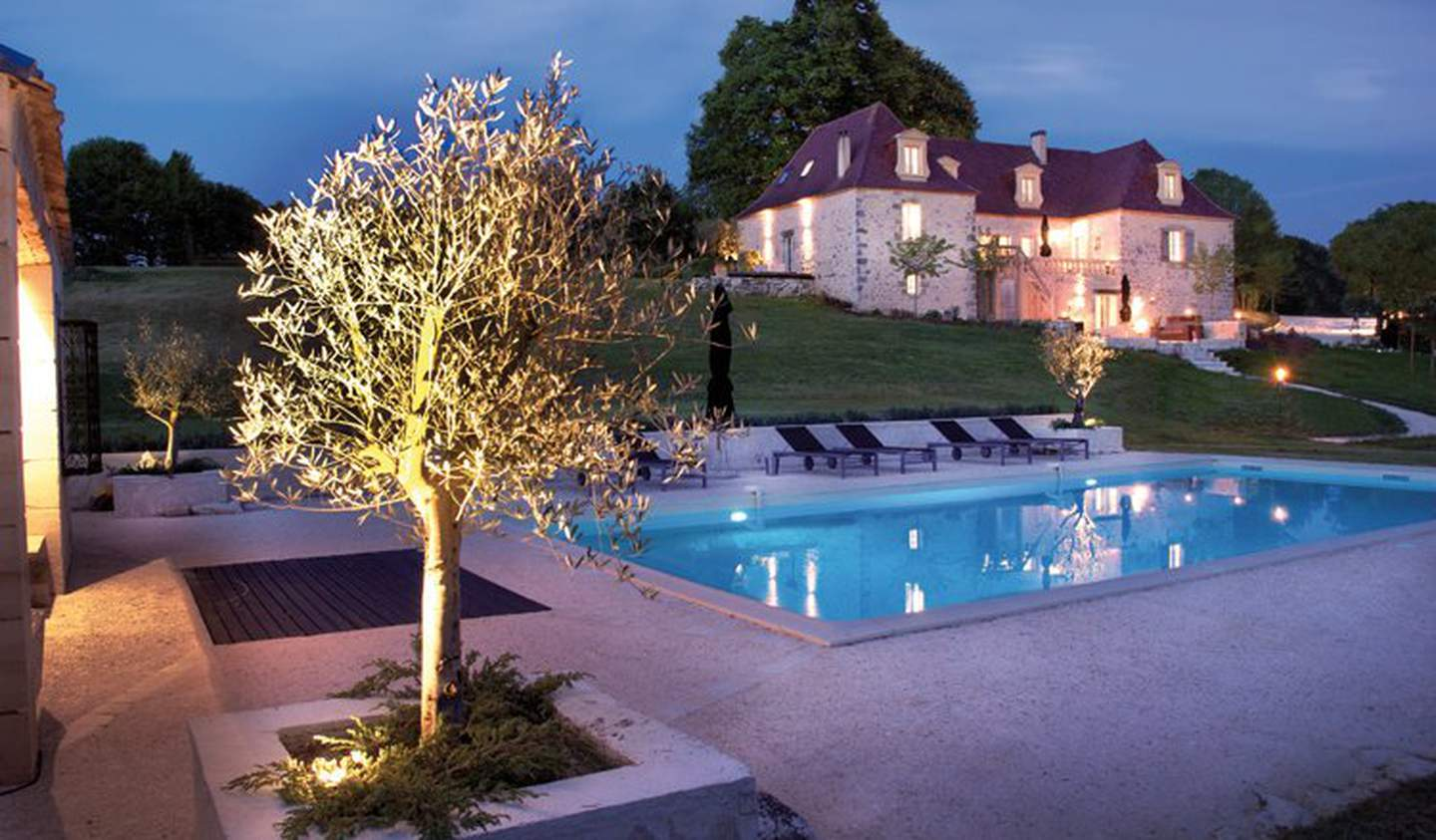 Property with pool Lalinde