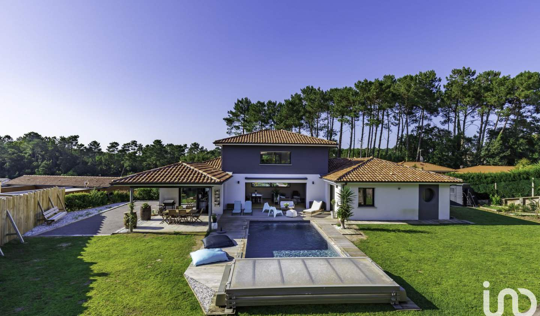 Maison avec piscine et terrasse Labenne