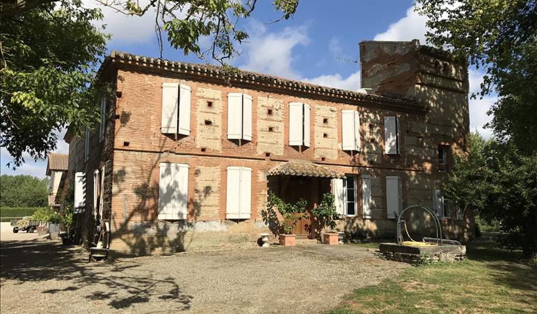 Maison Saint-Nicolas-de-la-Grave