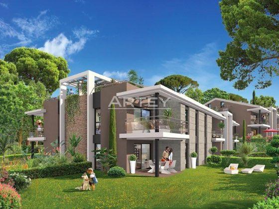 Vente appartement 113 m2