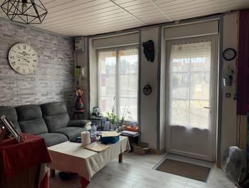 Maison 4 pièces 65,36 m2