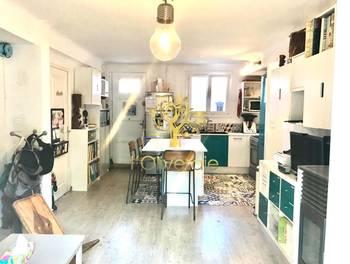 Appartement 4 pièces 64,47 m2