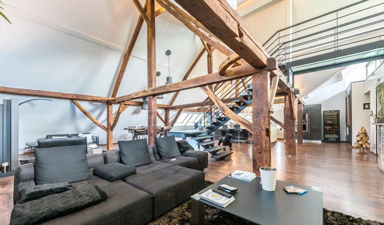 Loft avec terrasse Allonzier-la-Caille