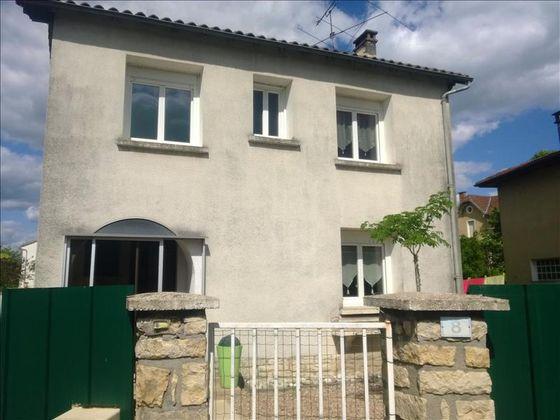 vente Maison 4 pièces 72 m2 Razac-sur-l'Isle