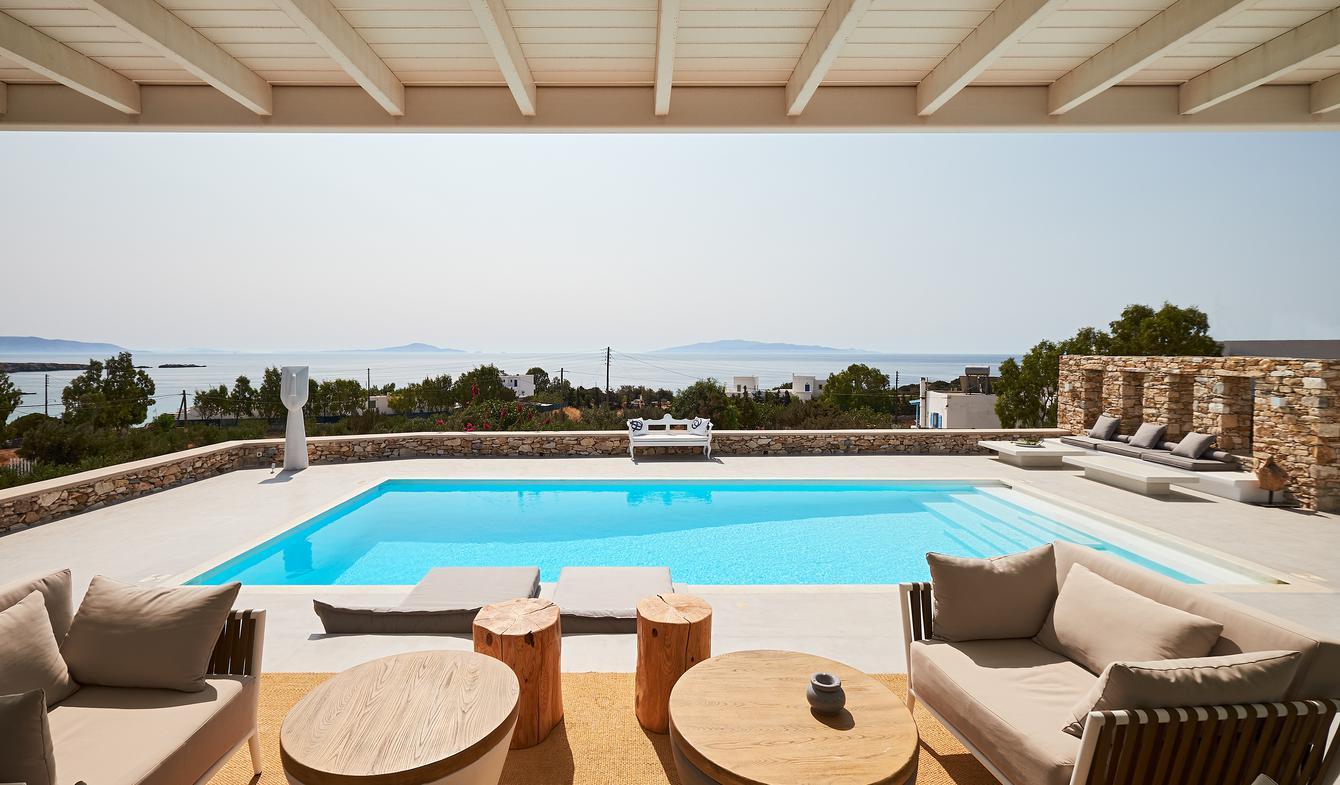 Maison avec piscine Glifa