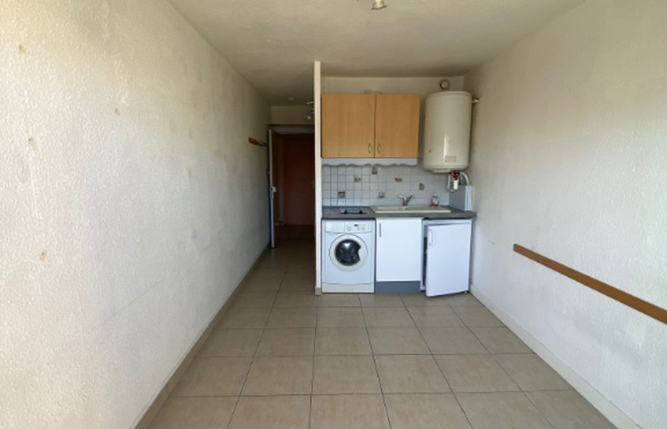 Location  studio 1 pièce 16.1 m² à Nice (06200), 490 €