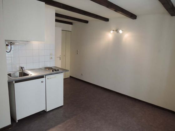 Location studio 16,94 m2