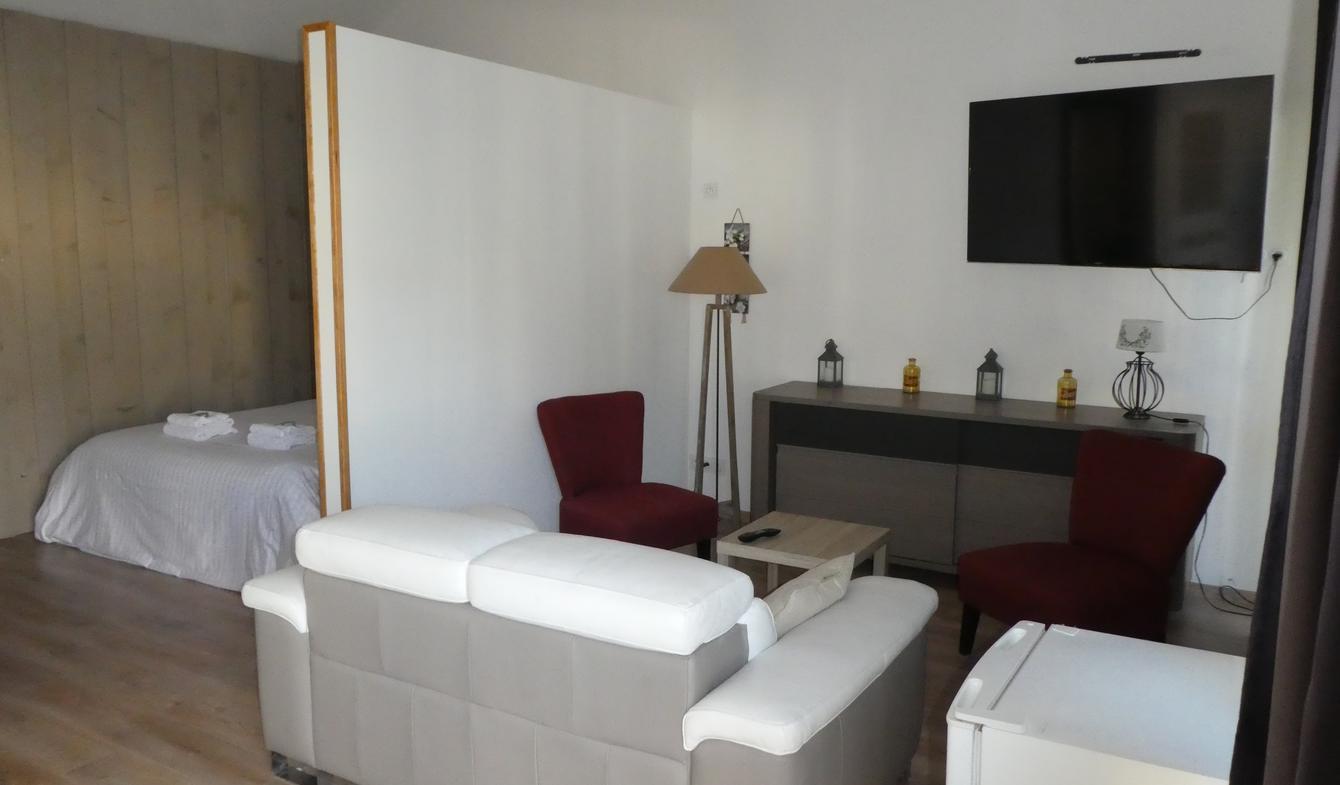 Hôtel avec jardin et salle de réception Reims