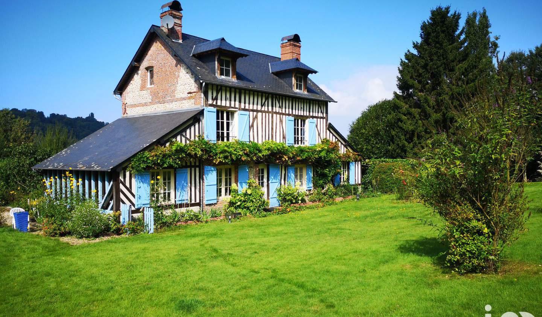 Maison avec terrasse Honfleur