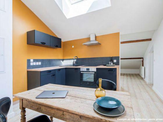 Vente appartement 2 pièces 46,8 m2