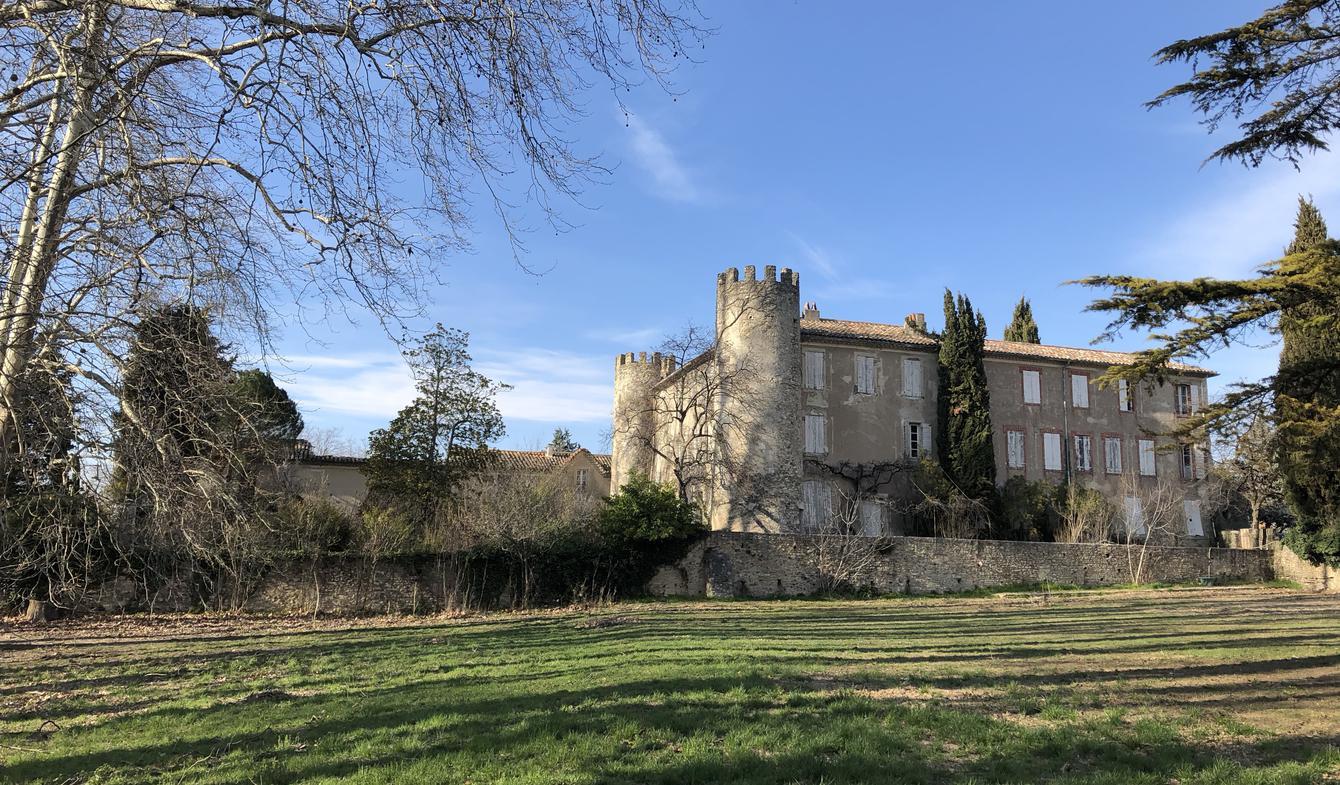Château Vaison-la-Romaine