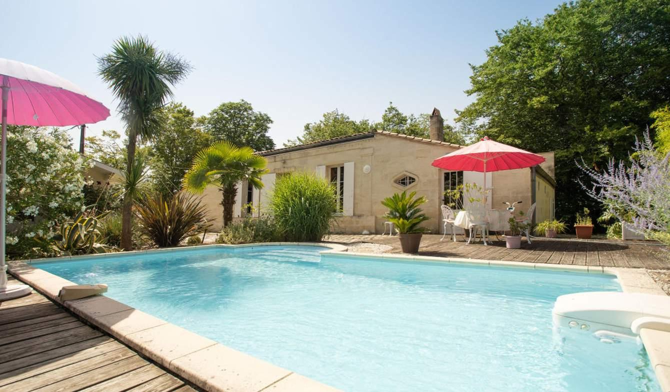 Maison avec piscine Cénac