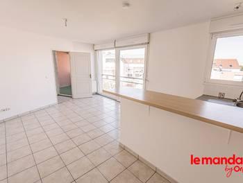 Appartement 2 pièces 43,74 m2