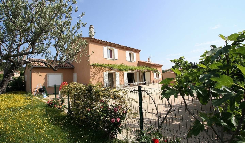 Villa avec terrasse Vaison-la-Romaine