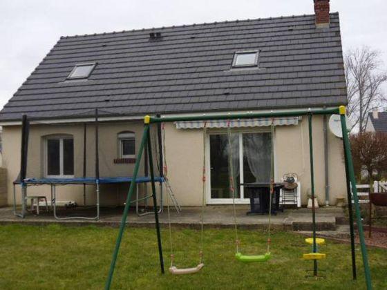 Vente maison 7 pièces 109,89 m2