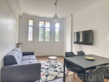 Appartement meublé 3 pièces 61,24 m2