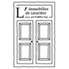 L'IMMOBILIER DE CARACTERE PAR LUDIVINE LEYS