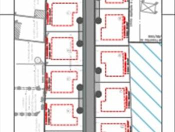 Terrain à bâtir 397 m2