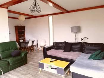 Appartement 4 pièces 87,55 m2
