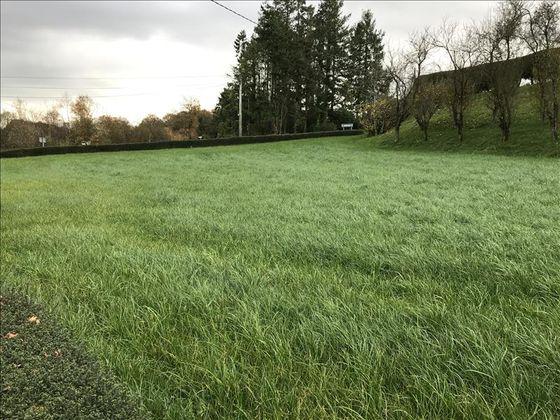 Vente terrain 1465 m2