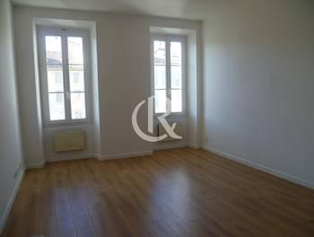 Appartement 3 pièces 49,54 m2