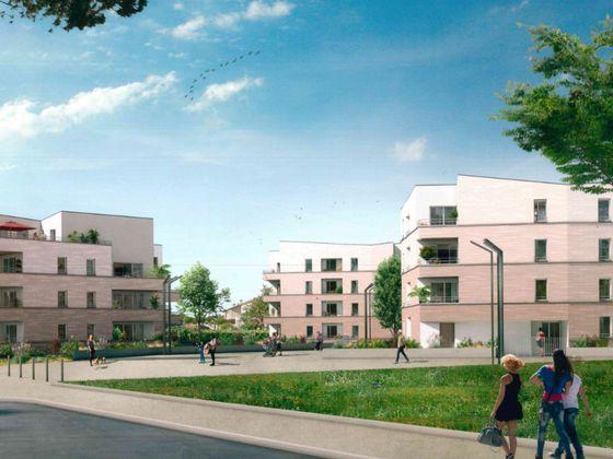 Vente appartement 4 pièces 83,83 m2