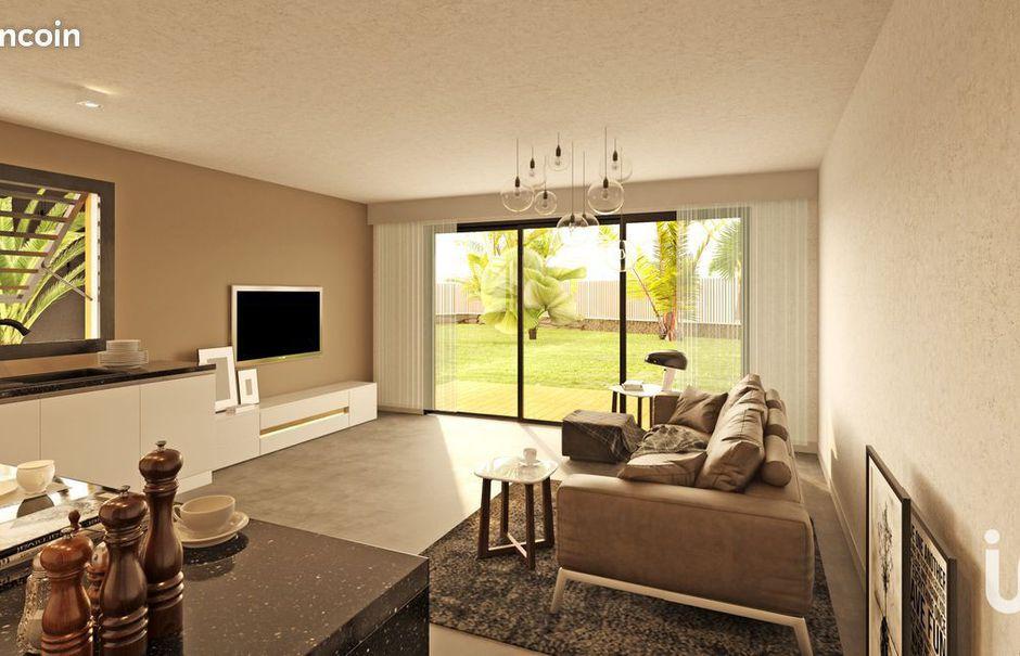 Vente appartement 2 pièces 63 m² à La saline les bains (97434), 344 985 €