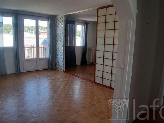 Vente appartement 4 pièces 67,96 m2