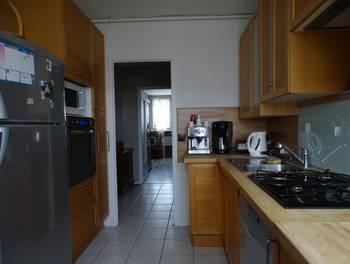 Appartement 4 pièces 73,79 m2