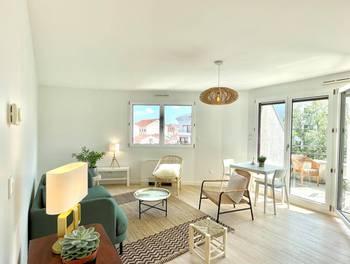 Appartement 3 pièces 65,48 m2