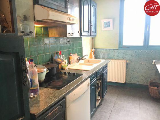 Vente appartement 5 pièces 80,54 m2