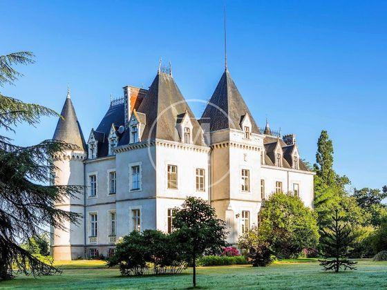 Vente château 12 pièces 750 m2