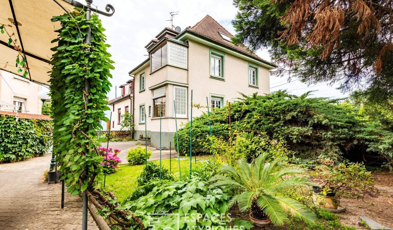 Maison Strasbourg