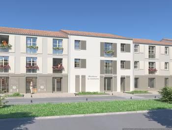 Appartement 3 pièces 93,79 m2