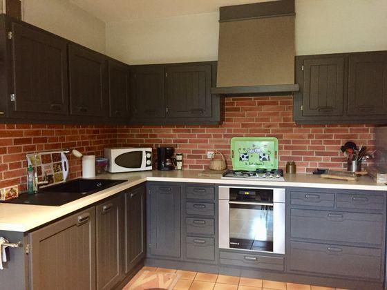 Vente maison 8 pièces 129 m2
