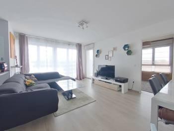 Appartement 4 pièces 74,15 m2