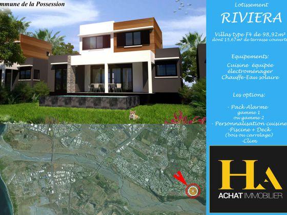 Vente villa 4 pièces 98,92 m2