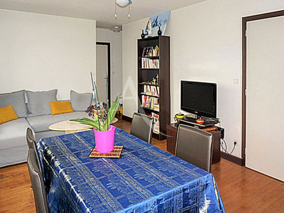 Vente appartement 3 pièces 60,79 m2