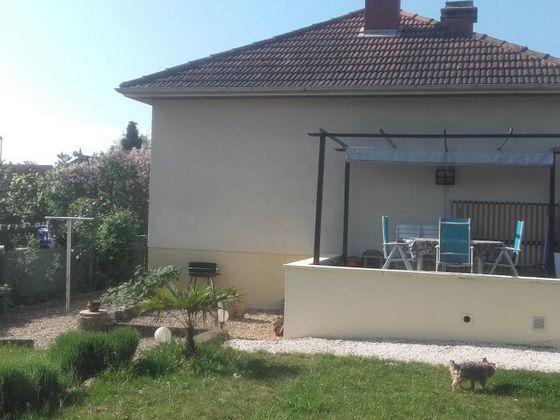 vente Maison 5 pièces 81 m2 Dijon