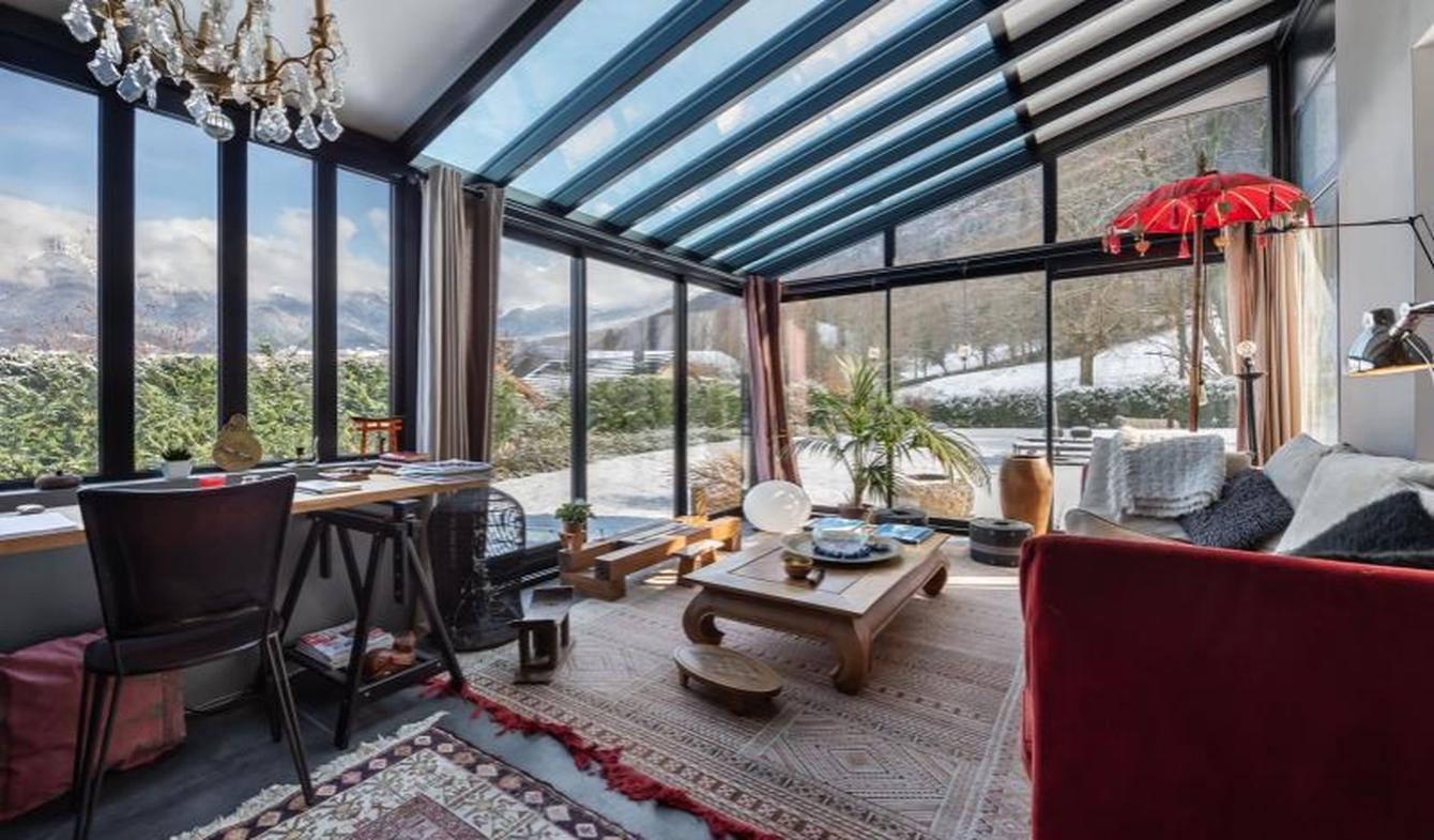 House with terrace Duingt