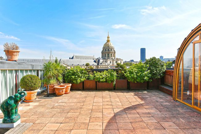 Appartement avec Terrasse, Paris 7e