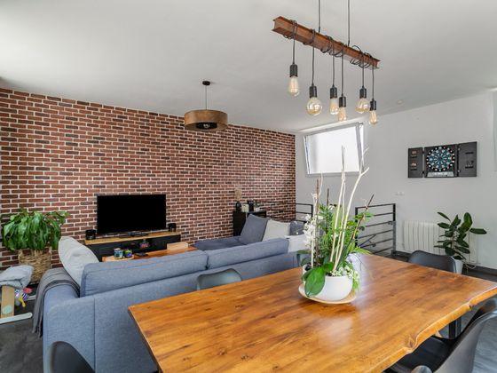 Vente appartement 4 pièces 100,2 m2