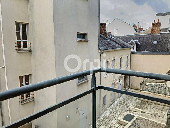 Location appartement 2 pièces 52,21 m2