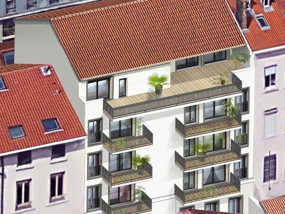 Vente appartement 3 pièces 72,85 m2