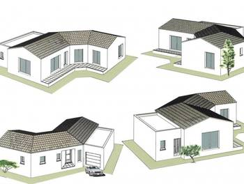 Villa 2 pièces 108 m2