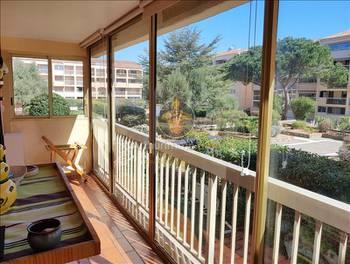 Appartement 2 pièces 31,55 m2