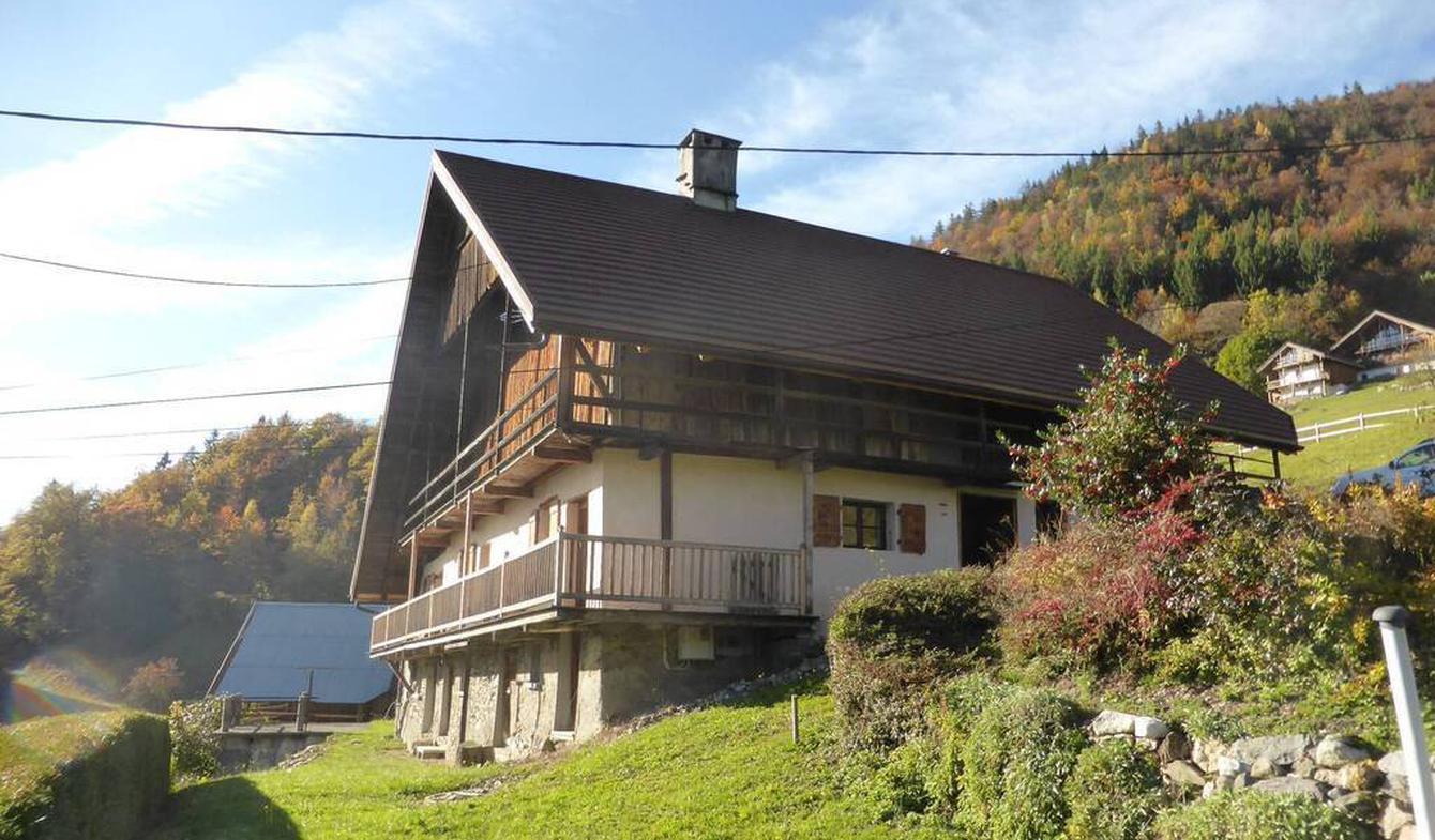 Maison avec terrasse Queige