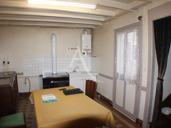Vente maison 4 pièces 91 m2