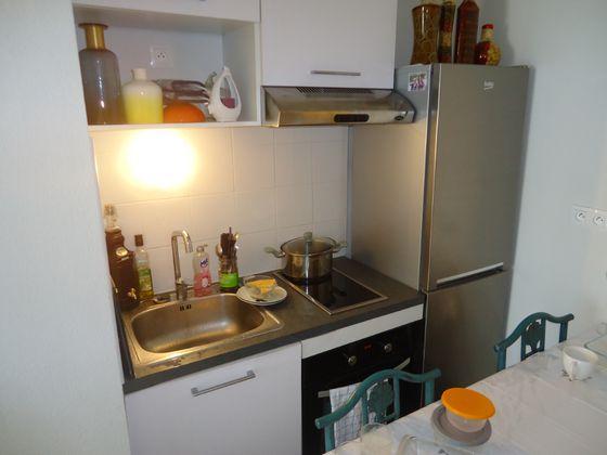 Vente appartement 2 pièces 43,5 m2
