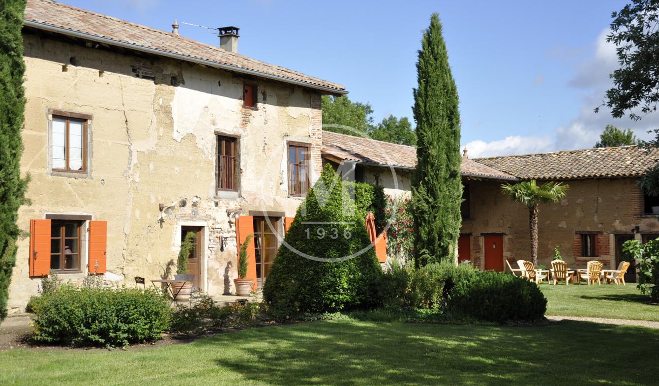 Maison avec terrasse Saint-Trivier-sur-Moignans